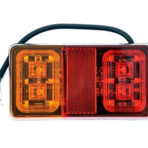 Verlichtingsset 13 Hieper de kieper LED 12/24V